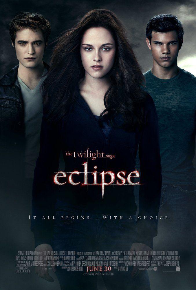 Alacakaranlik Efsanesi Tutulma 2010 Imdb Movies Twilight
