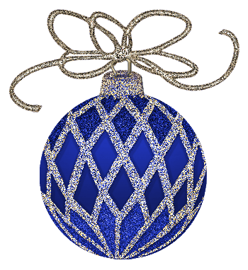 Christmas Blue And Silver Ornament Clipart Christmas Ornaments Silver Christmas Decorations Blue Christmas Ornaments