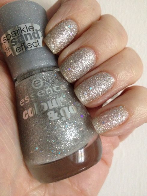 Essence - Be My Lucky Star Painted Nails & Baking Scales   Gray or ...