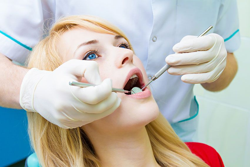 Never avoid visiting your Dentist Visit your family
