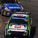 2013 Clipsal 500 Day 4 V8 Supercars - Reid & Holdsworth by Stuart Daddow Photography