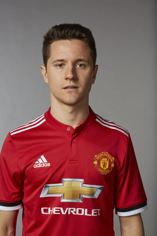 Ander Herrera Official Manchester United Website