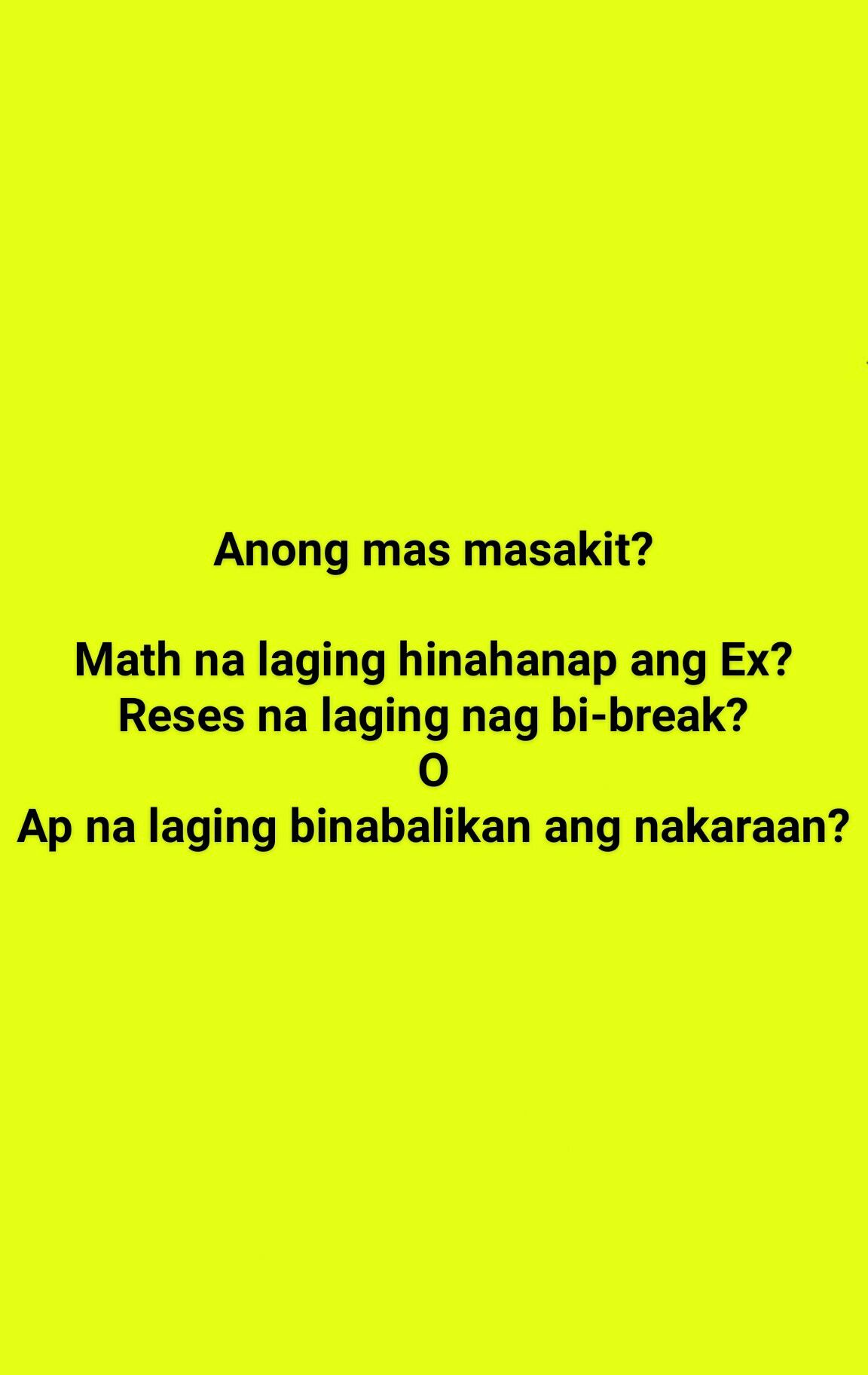 Pin By Kim Aquino On Whoo Got These Lines Tagalog Quotes Hugot Funny Tagalog Quotes Math Jokes