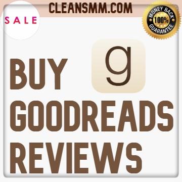 Buy Goodreads Reviews - Clean SMM #programingsoftware