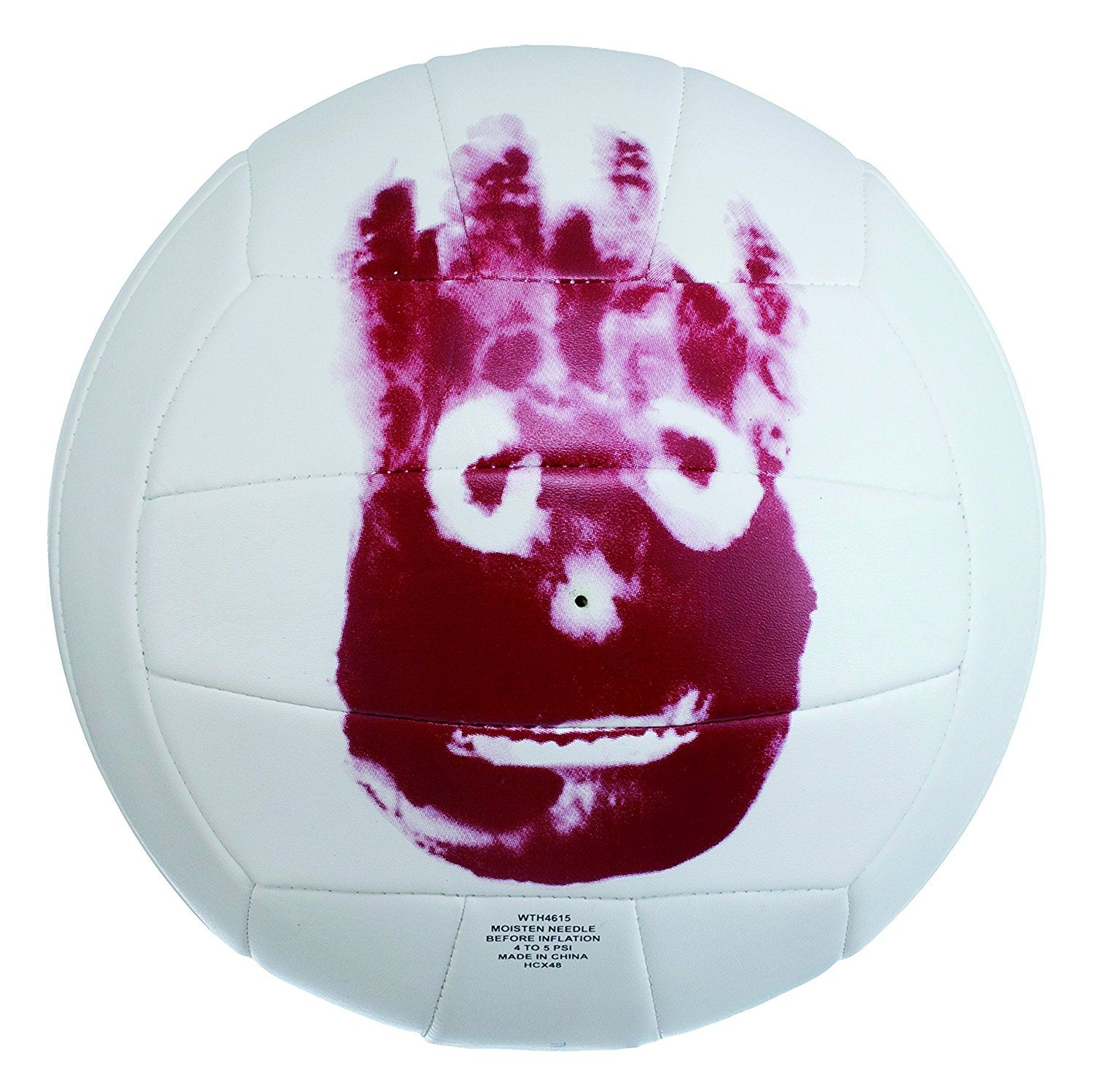 Amazon Com Wilson Cast Away Volleyball Outdoor Volleyballs Sports Outdoors In 2020 Wilson Volleyball Volleyballs Fun Sports