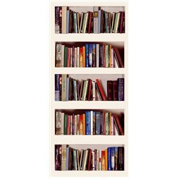 Vinyl Door Murals Peel And Stick Fire Rated Bookcase