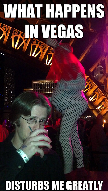 Went To Vegas This Weekend Funny Pictures Funny Hilarious