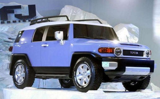 2017 Toyota Fj Cruiser Redesign Changes Specs And Price Fj Cruiser 2007 Toyota Fj Cruiser Toyota Fj Cruiser