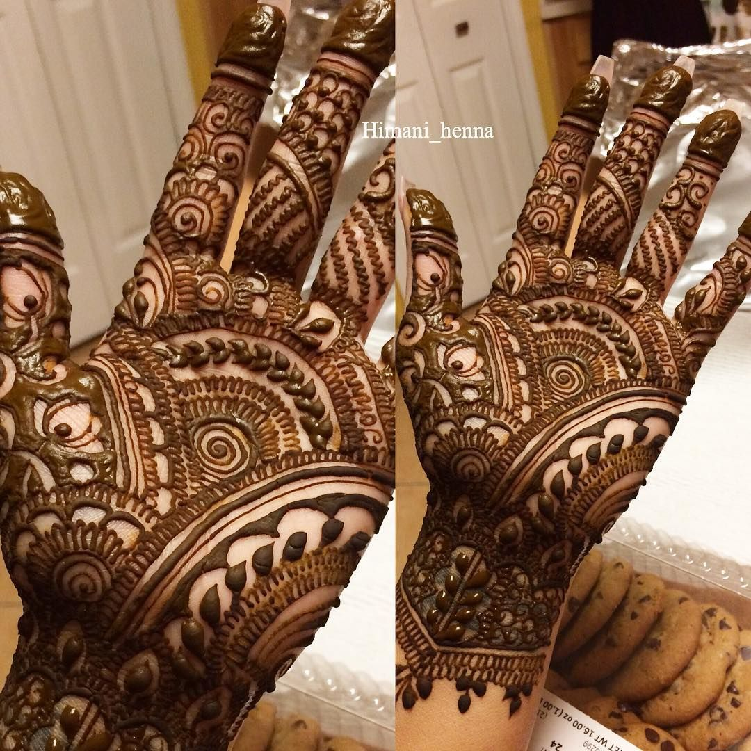 Bridalhenna love can you find the grooms name in it hennalove