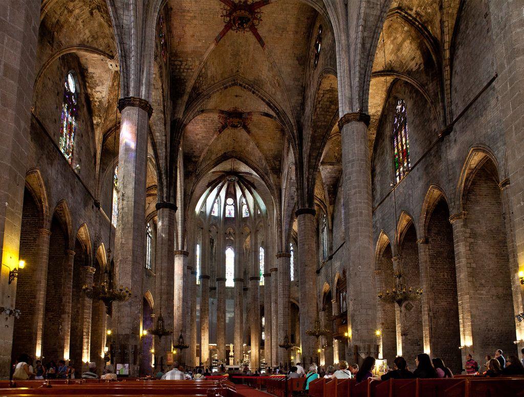 Église Sainte-Marie-de-la-Mer | Basilica de Santa Maria del … | Flickr - Photo Sharing!