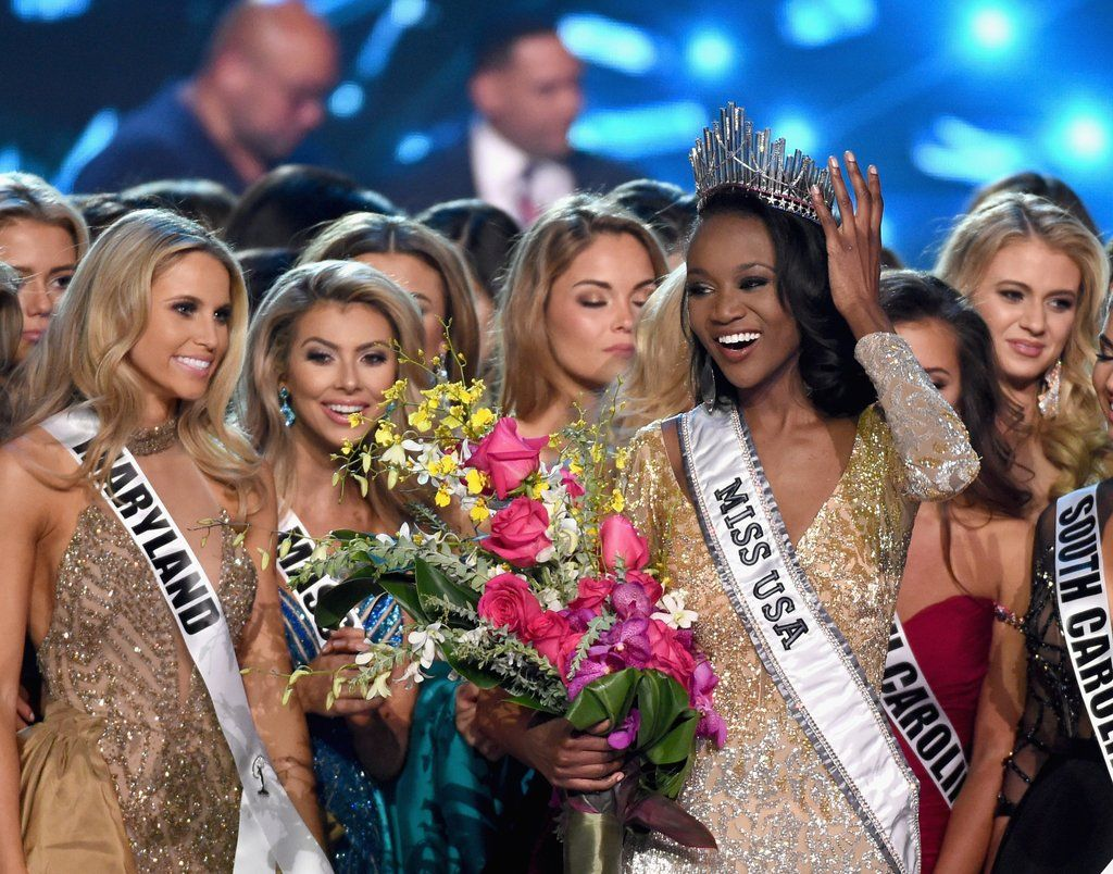 miss usa pageant results 19522016 pageant update