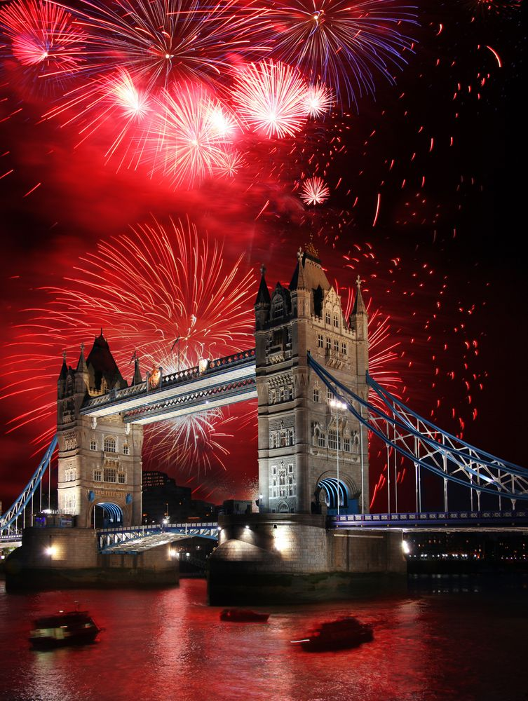 London England Travel Guide New Year London London Fireworks Instagram Places
