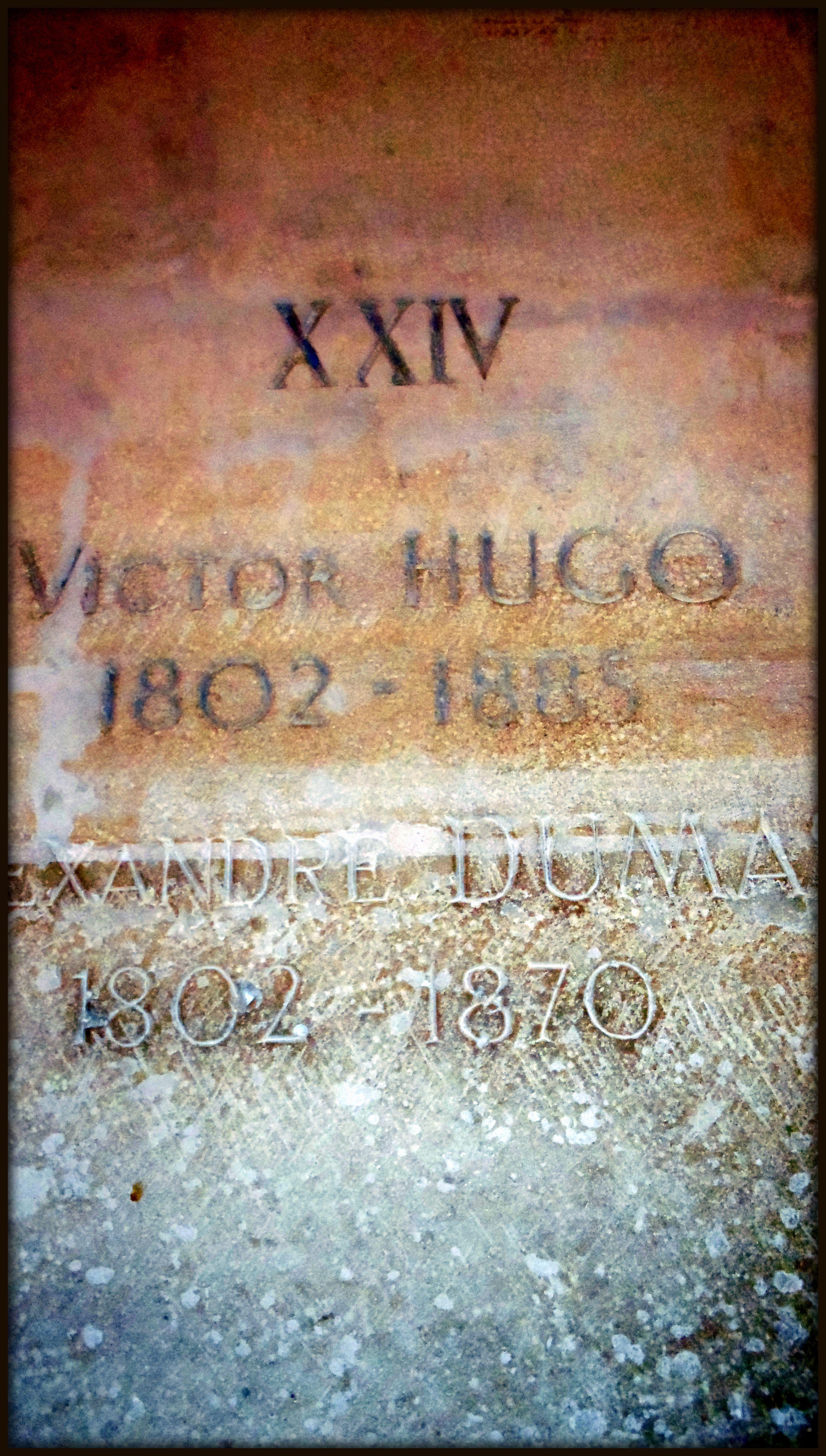 Victor Hugo - Paris