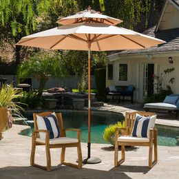 Great Outdoor Patio Umbrellas