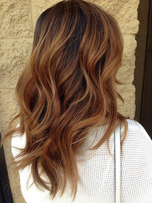 40 Unique Ways To Make Your Chestnut Brown Hair Pop Caramel Ombre