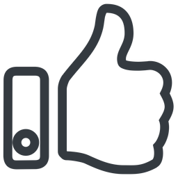 Thumb Up Icon Thumbs Up Icon Website Icons Icon