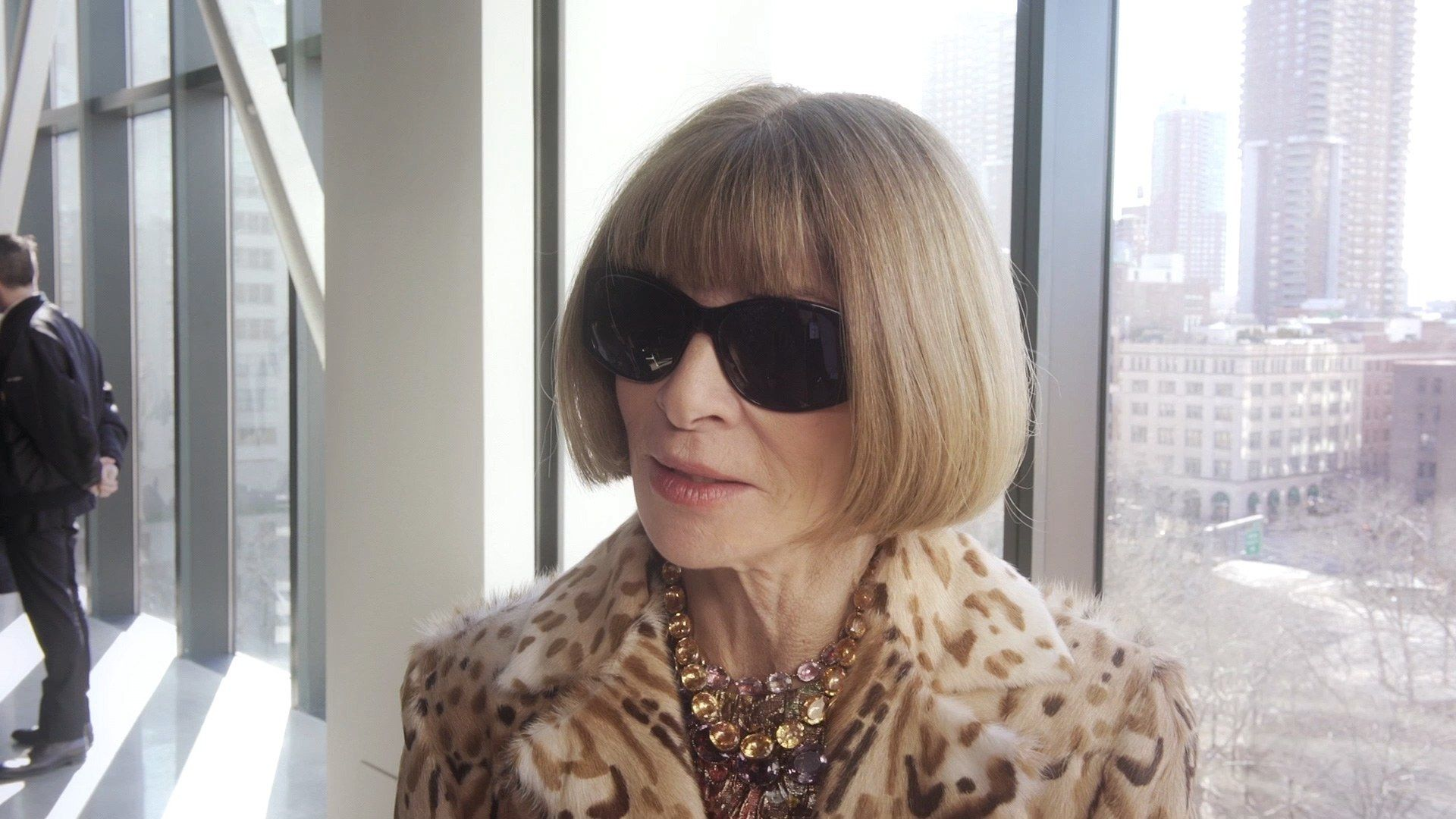 Anna Wintour's Impressions of New York Fashion Week Fall 2016