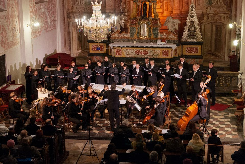 Pin On Zagreb Concerts Of Chamber Choir Ivan Filipovic Kzif