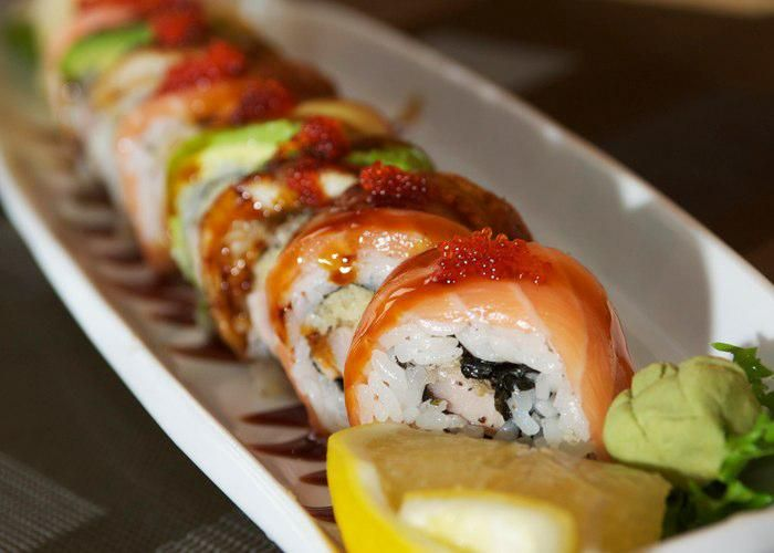 Kumo Japanese Restaurant Queens 11105 Not Active Mexican Food Recipes Food Sushi