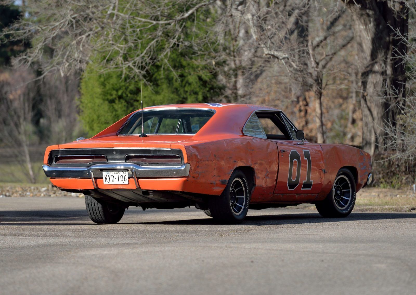 For Sale An Original Dukes Of Hazzard Movie Stunt Car Dodge Charger Dodge Charger For Sale General Lee