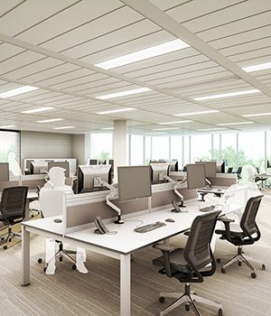 Premium Spectrum Metro Office Spaces In Noida Sector 75 With In Built  Modern Work Stations, Equipped With Latest Amenities And Gadgets. ...