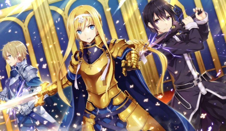 Pin On Sao Sword Art Online