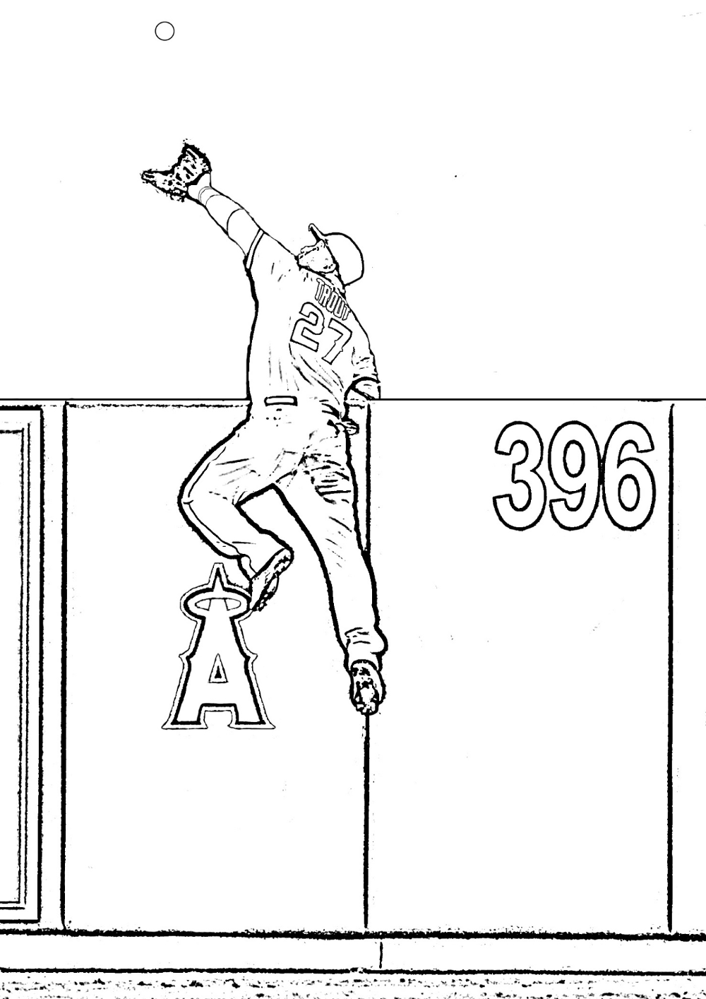 Jackie Robinson Coloring Page K5 Worksheets Baseball Coloring Pages Angel Coloring Pages Sports Coloring Pages
