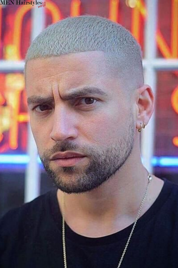 It S Easy To Understand Why Short Haircuts For Men Are Arguably The Most Sought After In The Industry Let S Be H Mens Hair Colour Dyed Hair Men Men Hair Color