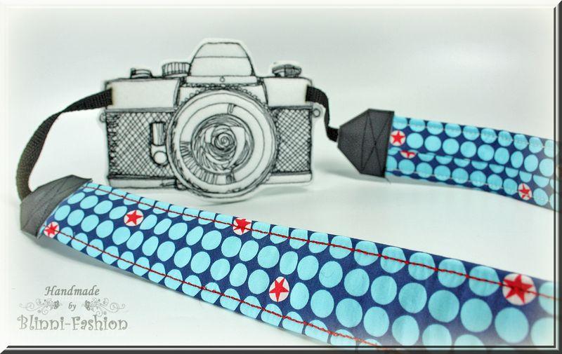 Weiteres - Kameraband / Kameragurt - ein Designerstück von Blinni-Fashion bei DaWanda  #Kamera, #Photograph, #Photo, #Kameragurt, #Kameraband, #camerastrap, #Kameratasche, #camerabag, #photographie