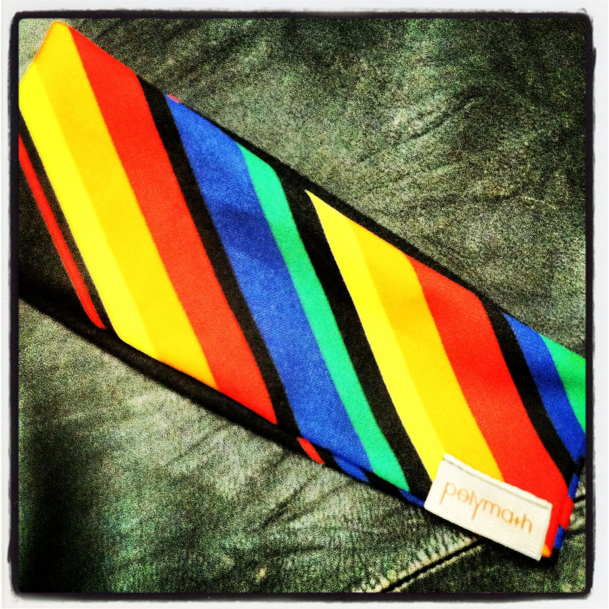 Color blast Mexican serape inspired vintage polyester print headband. Sometimes fashion and food descriptions forgo hyphens and punctuation altogether.