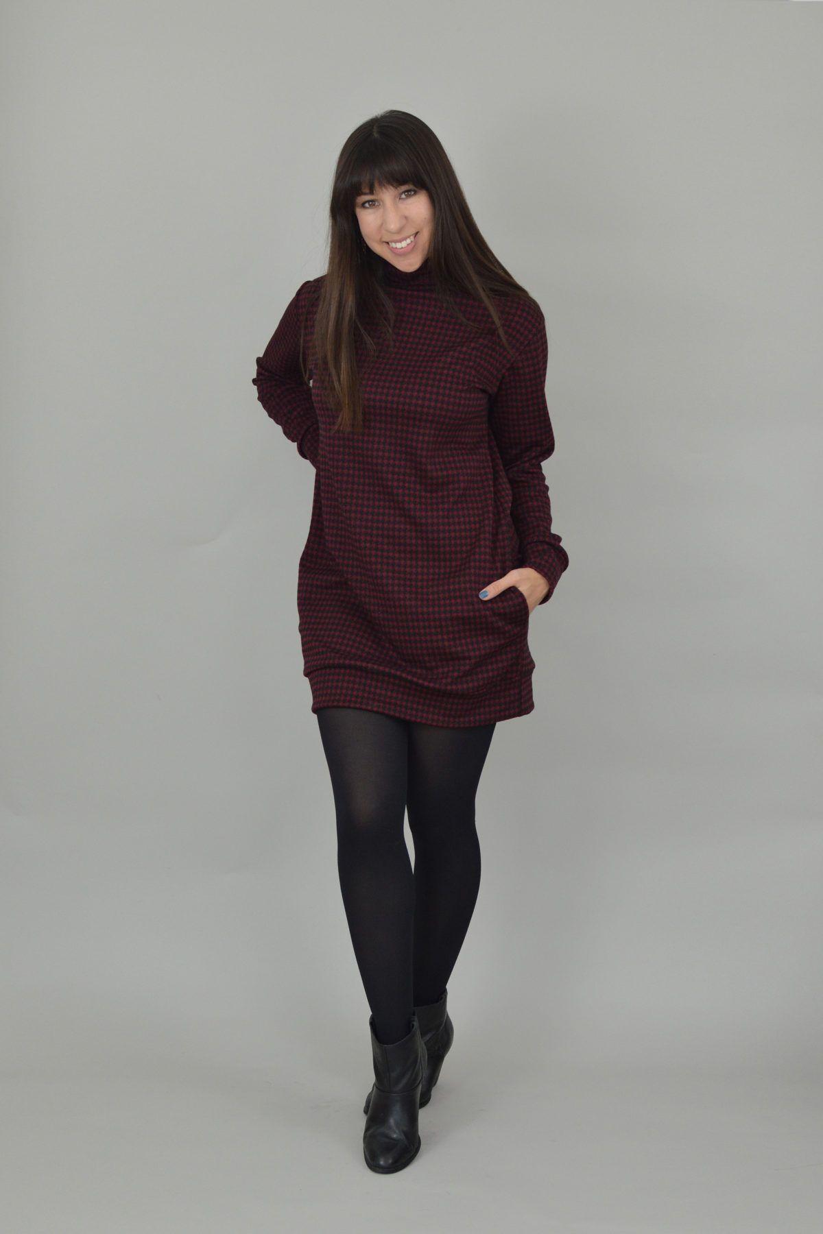 Nina Lee Southbank Sweater | Patterns of Interest | Pinterest