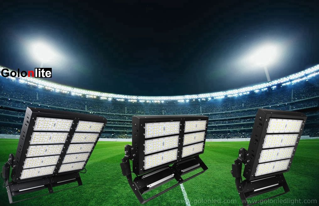 Outdoor High Mast Led Flood Light For Football Pitch Sport