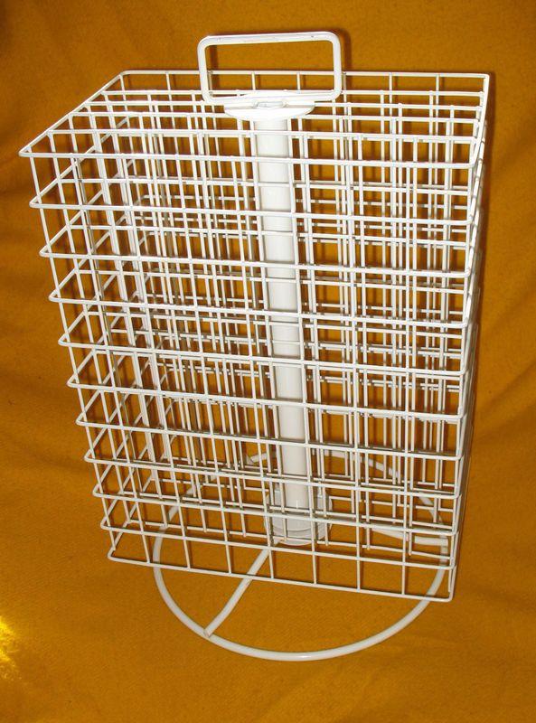 34++ Craft paint revolving storage rack info
