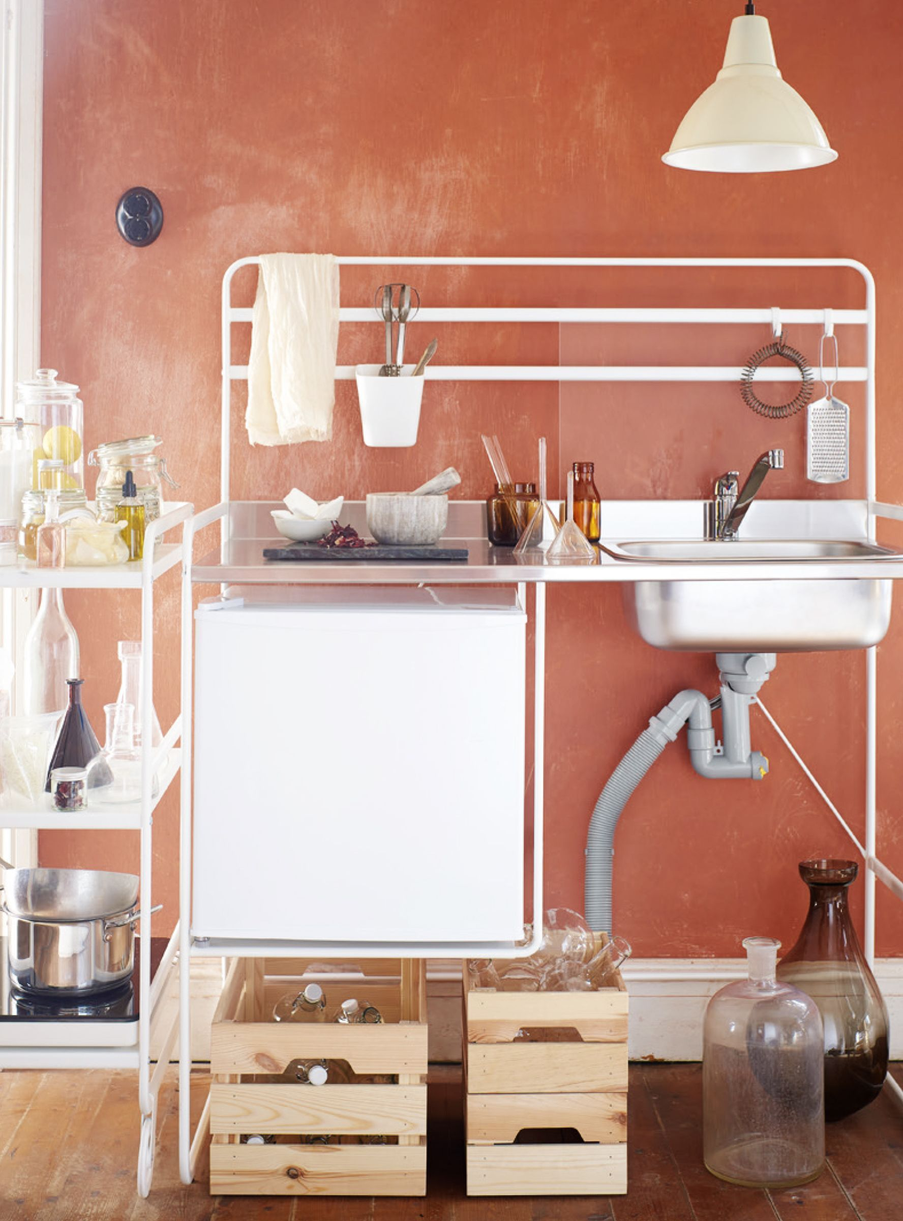 Get An Entire Ikea Mini Kitchen For Just 112 Mini Kitchen