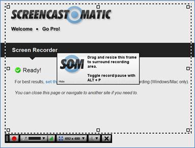Screencast-O-Matic App for PC Windows 10 Latest Version