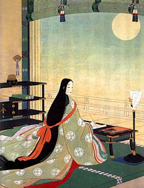 eastasianstudiestumbl:  Murasaki Shikibu (紫 式部, English: Lady Murasaki) (c. 973 – c. 1014 or 1025) was a Japanese novelist, poet and lady-in...