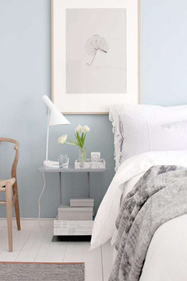 Pin By Wanda On Interiors Duck Egg Bedroom Design Blue Bedroom Stylish Bedroom