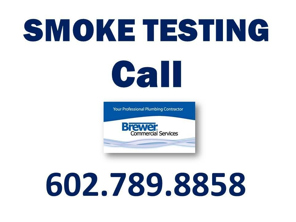 Smoketesting Has Become A World Wide Standard For Finding Leaks In