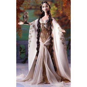 Barbie Collector # 287336 Goddess of Wisdom
