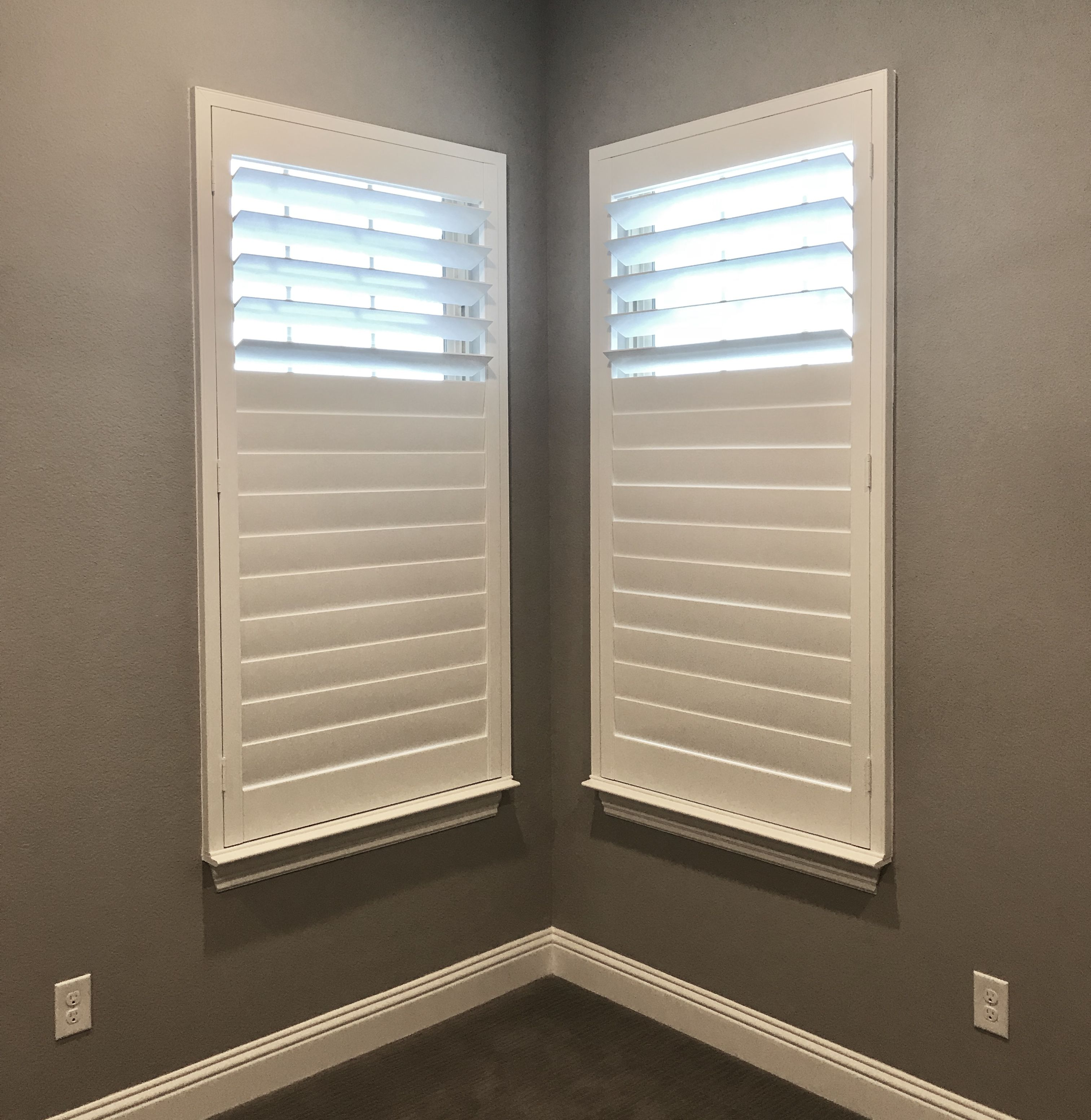 Pin On Custom Wood Shutters