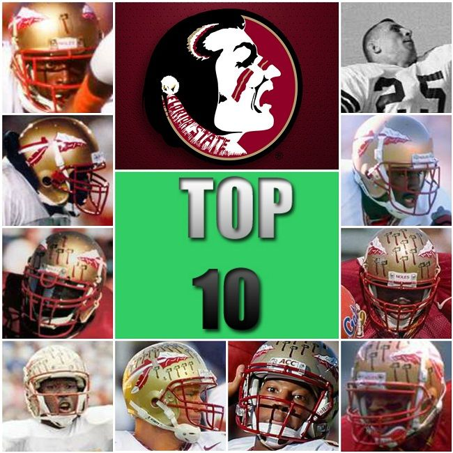 The University Of Florida State Football Best Players Of All Time In Seminoles History You Must Know Their Ro Florida State Football Best Player Florida State