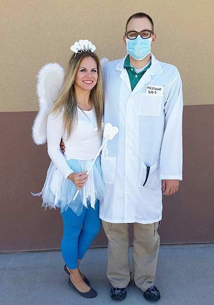 23 Easy Halloween Costumes For Couples Halloween 2018 Halloween