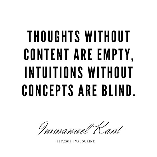 22 |  Immanuel Kant Quotes | 190810 Poster by QuotesGalore