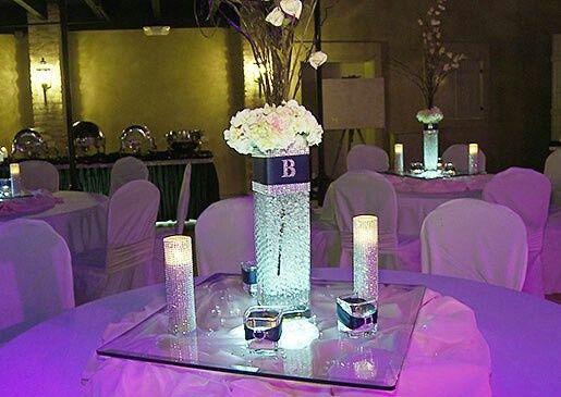 Bling wedding reception decorations google search wedding bling wedding reception decorations google search junglespirit Gallery