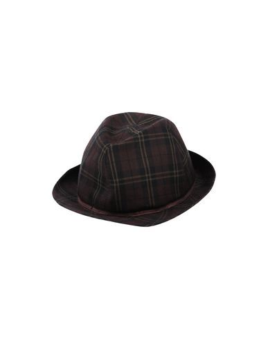 PAUL SMITH Women's Hat Dark brown M INT