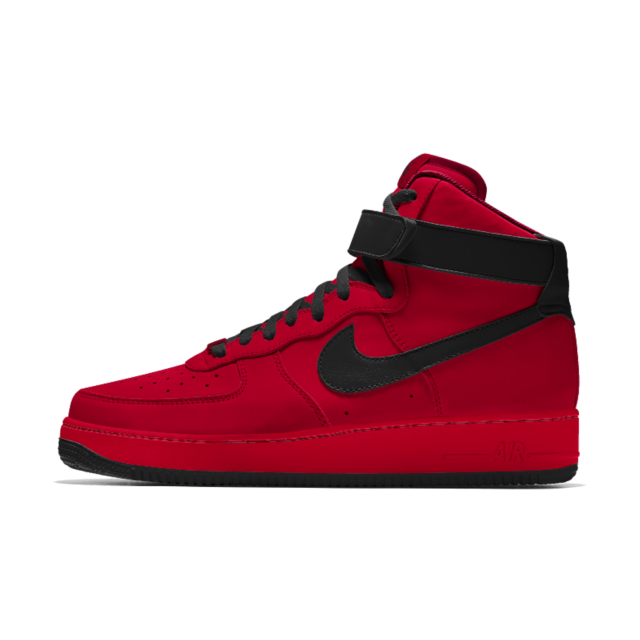 Air Nike Force Id High 1 Men's ShoeSnkrz y6bfY7gv