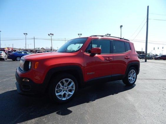 The Renegade Has Arrived At Wetzel Chrysler Jeep Dodge Jeep