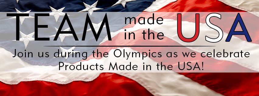We're proud to highlight made in the USA art supplies, frames and performance makeup.