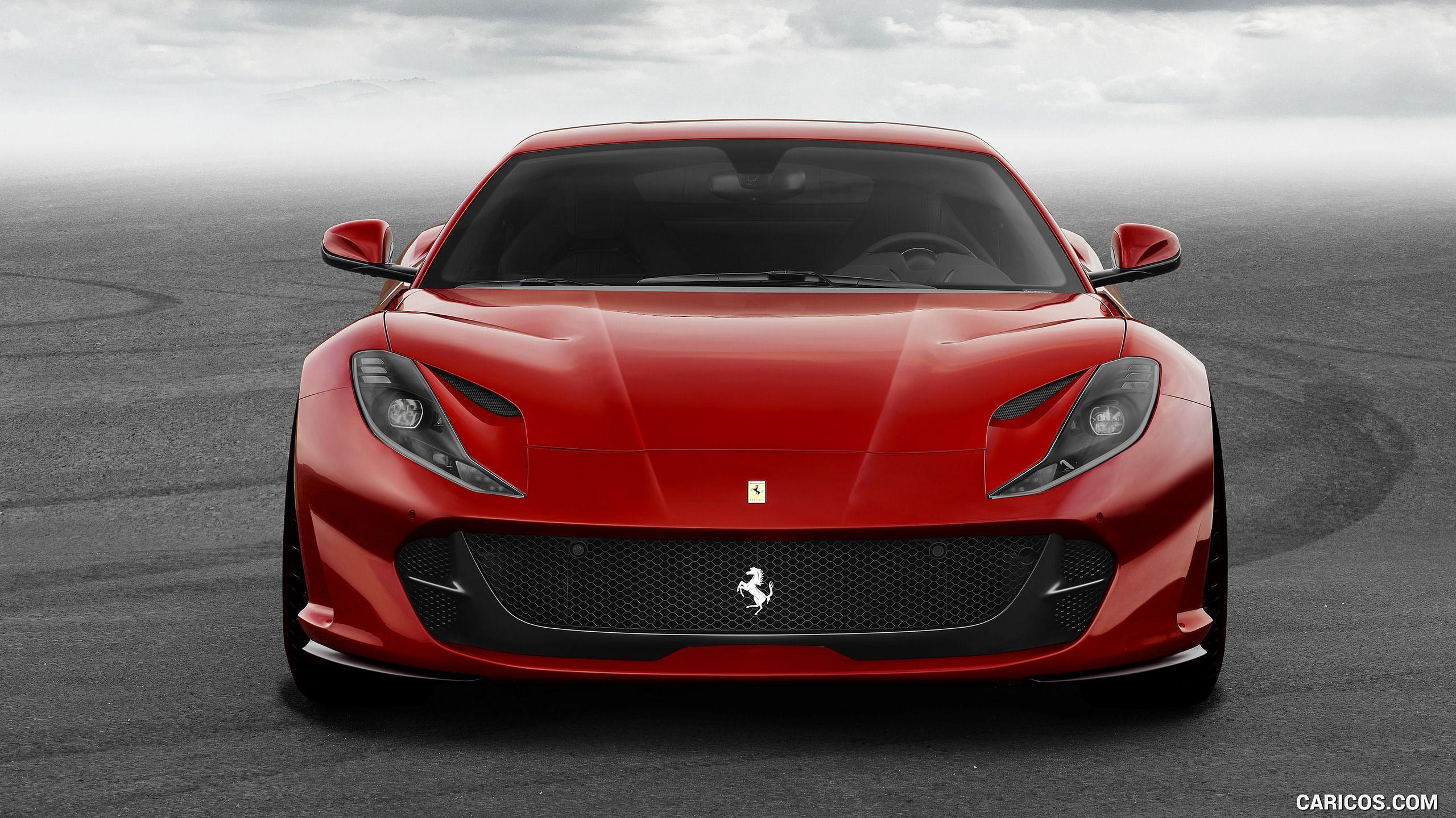 2018 Ferrari 812 Superfast Wallpaper Ferrari Car New Ferrari Sports Car