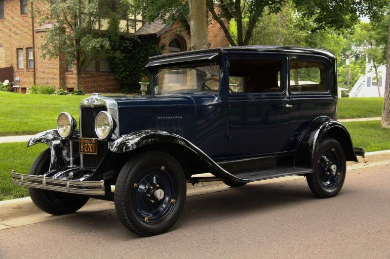 1929 Chevrolet Coupe For Sale 1750991 Classic Cars Chevrolet Classic Cars Vintage